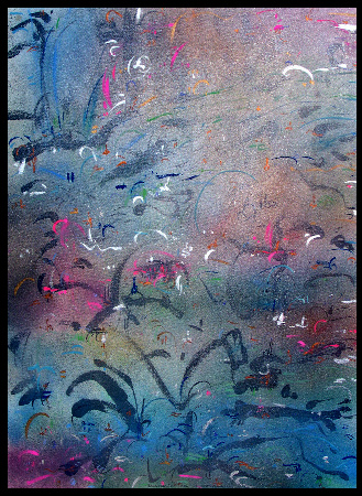 Oeuvre >> Richard Lazzara >> mer de conscience
