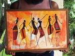 African Art Consult Art Centre And Gallery - l admiration