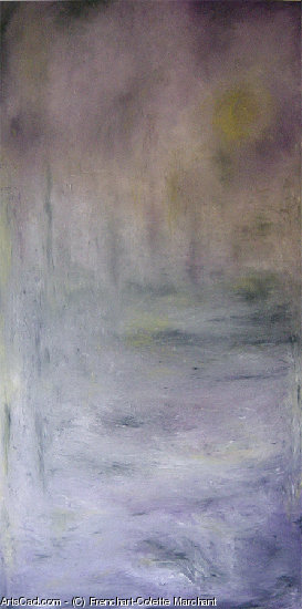 Oeuvre >> Frenchart-Colette Marchant >> Brume matianale
