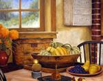 Richard T Pranke -  Fall Harvest_Récolte d-automne_sold