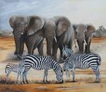 Chantal Rousselet - Savane