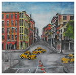 Veronique Orsi - New york streets