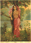 Classical Indian Art Gallery - Chromo PRINT par Ravi Varma