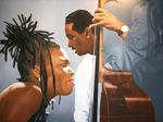 Galerie Tallani - dee dee bridgewater et ray brown