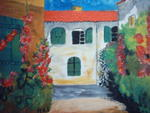 Marie Christine Legeay - MAISONS CHARENTAISES - HOUSES FROM CHARENTES