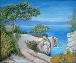 Jean Mithieux - Calanques