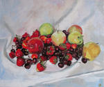 Kateryna Bortsova - Fruits