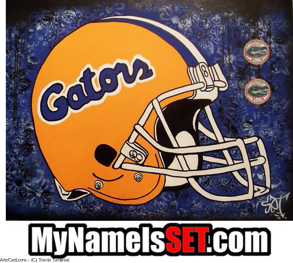 Oeuvre >> Travis Settineri >> florida gators