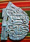 Michael L. Selley - PLAQUE de Tlaloc