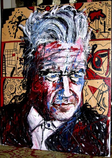 Oeuvre >> Galerie Théoule >> David Lynch