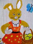 Marie Christine Legeay - EASTER RABBIT