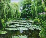 Yudin Yury - Green Magic -Giverny-