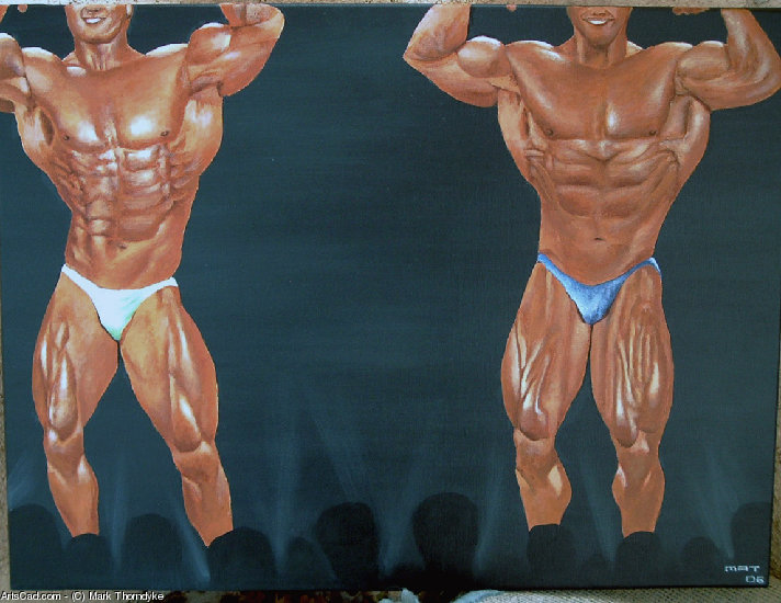 Oeuvre >> Mark Thorndyke >> le prejudging