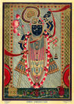 Classical Indian Art Gallery - SHREE SHREENATHJI - IMPRIMÉ