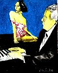 Harry Weisburd - Pianiste et muse