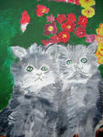 Marie Christine Legeay - THE CATS