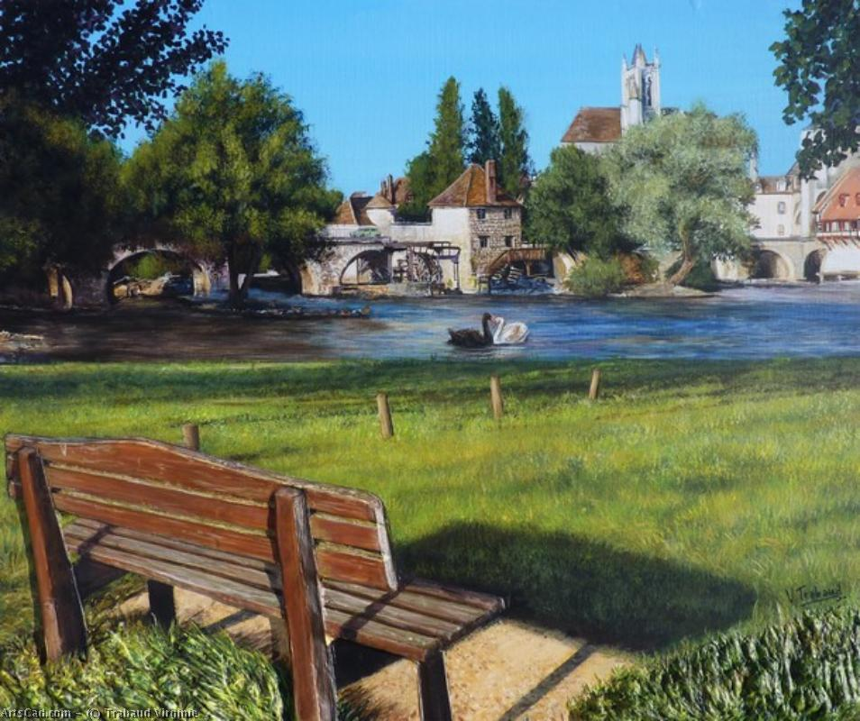 Oeuvre >> Trabaud Virginie >> Moret sur Loing