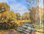 Tatyana Zavedeeva - Golden Autumn -