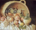 Exposition Lakhdarart - Maroc - nature morte