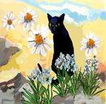 Iris Piraino - le chat