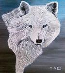 Tracy Bell - arctique loup