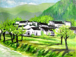 Zhen Lianxiu - Printemps du village