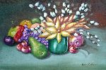 Arney Cardenas - fruit et cotons